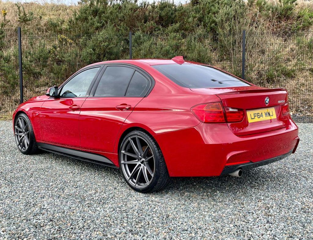 2014 BMW 3 Series 2.0 320D M SPORT Diesel Manual  – MC autosales Magherafelt full