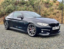 2014 BMW 4 Series 2.0 420D M SPORT Diesel Automatic  – MC autosales Magherafelt