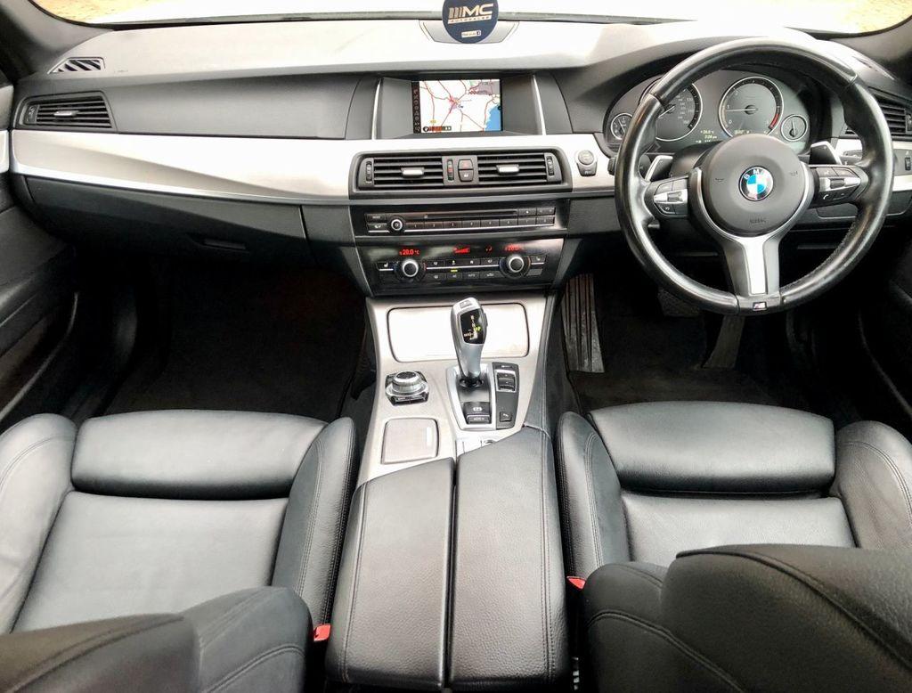 2014 BMW 5 Series 2.0 520D M SPORT Diesel Automatic  – MC autosales Magherafelt full