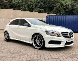 2014 Mercedes-Benz A Class A-CLASS 1.5 A180 CDI BLUEEFFICIENCY AMG SPORT Diesel Automatic  – MC autosales Magherafelt