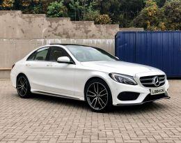 2014 Mercedes-Benz C Class C-CLASS 2.1 C220 BLUETEC AMG LINE Diesel Manual  – MC autosales Magherafelt