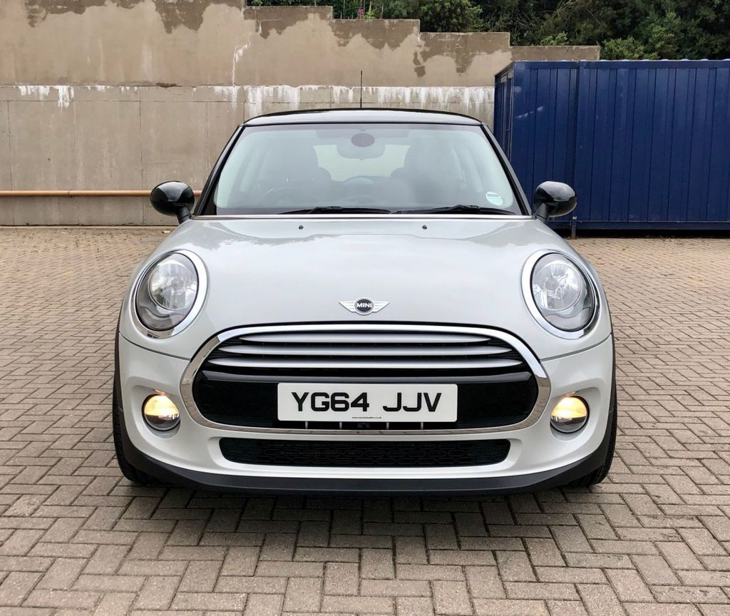 2014 MINI Cooper HATCH  1.5  D Diesel Manual  – MC autosales Magherafelt full