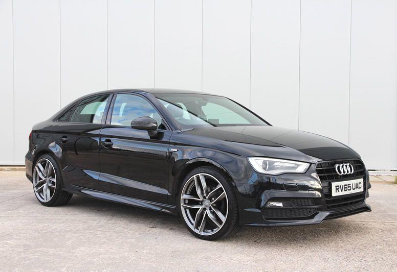 2015 Audi A3 1.6 TDI S LINE Diesel Manual  – MC autosales Magherafelt full