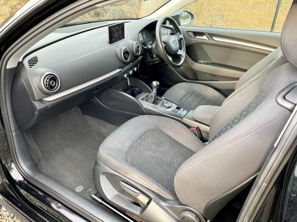 2015 Audi A3 1.6 TDI ULTRA SE TECHNIK Diesel Manual  – MC autosales Magherafelt full