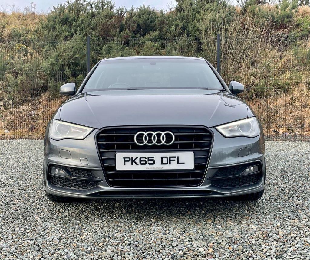 2015 Audi A3 2.0 TDI S LINE Diesel Manual  – MC autosales Magherafelt full