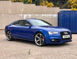 2015 Audi A5 2.0 TDI S LINE BLACK EDITION PLUS Diesel Manual  – MC autosales Magherafelt