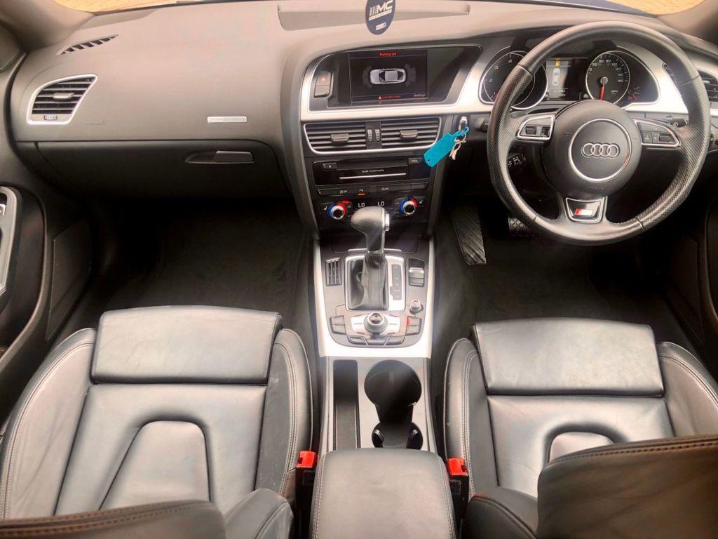 2015 Audi A5 2.0 TDI S LINE Diesel Cvt  – MC autosales Magherafelt full