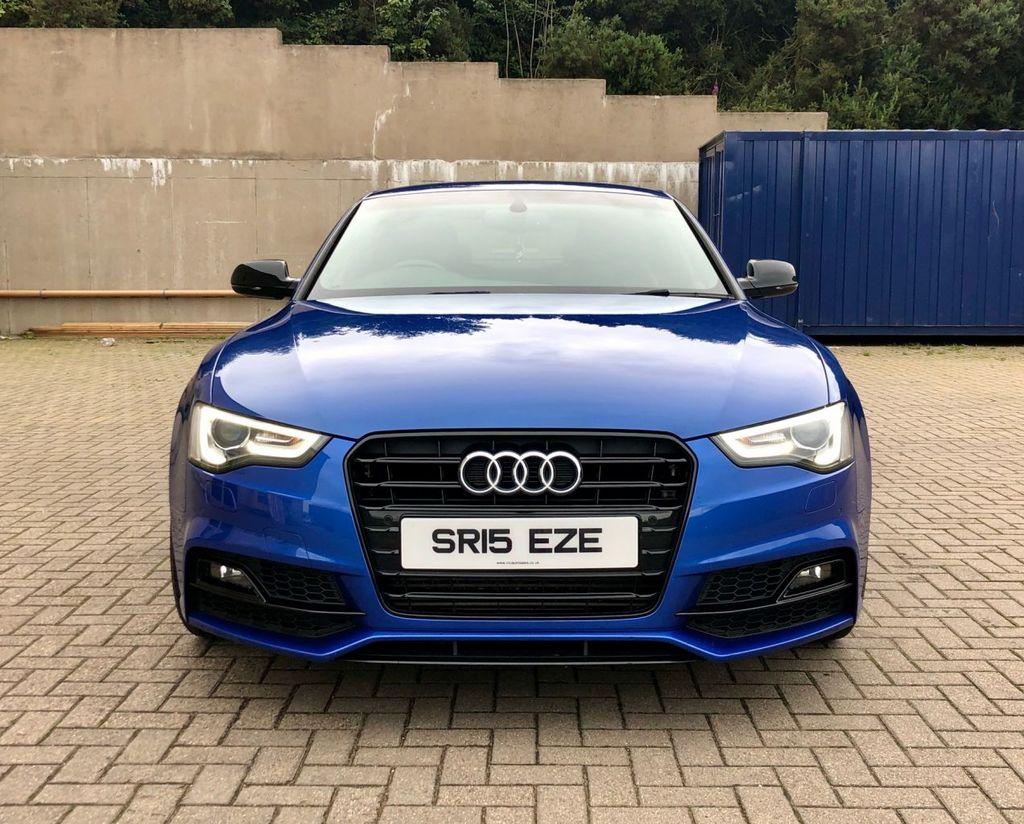 2015 Audi A5 2.0 TDI BLACK EDITION PLUS Diesel Manual  – MC autosales Magherafelt full