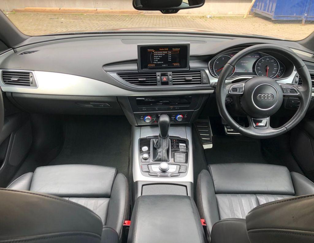 2015 Audi A7 3.0 SPORTBACK TDI ULTRA S LINE Diesel Semi Auto  – MC autosales Magherafelt full