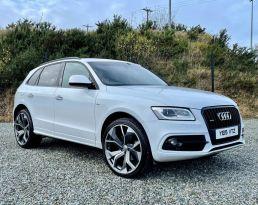 2015 Audi Q5 2.0 TDI QUATTRO S LINE PLUS Diesel Automatic  – MC autosales Magherafelt