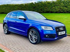 2015 Audi SQ5 Q5 3.0  TDI QUATTRO Diesel Automatic  – MC autosales Magherafelt