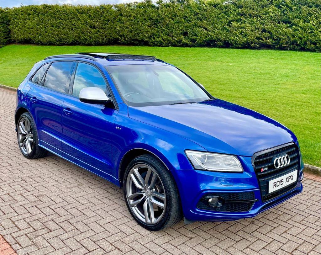 2015 Audi SQ5 Q5 3.0  TDI QUATTRO Diesel Automatic  – MC autosales Magherafelt full