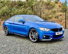 2015 BMW 4 Series 2.0 420D M SPORT Diesel Manual  – MC autosales Magherafelt