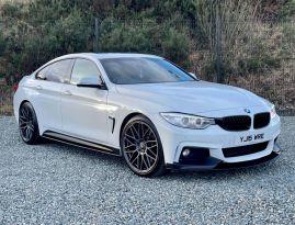 2015 BMW 4 Series 3.0 430D M SPORT GRAN COUPE Diesel Automatic  – MC autosales Magherafelt