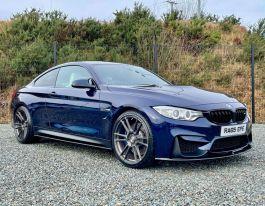 2015 BMW M4 3.0 Petrol Semi Auto  – MC autosales Magherafelt