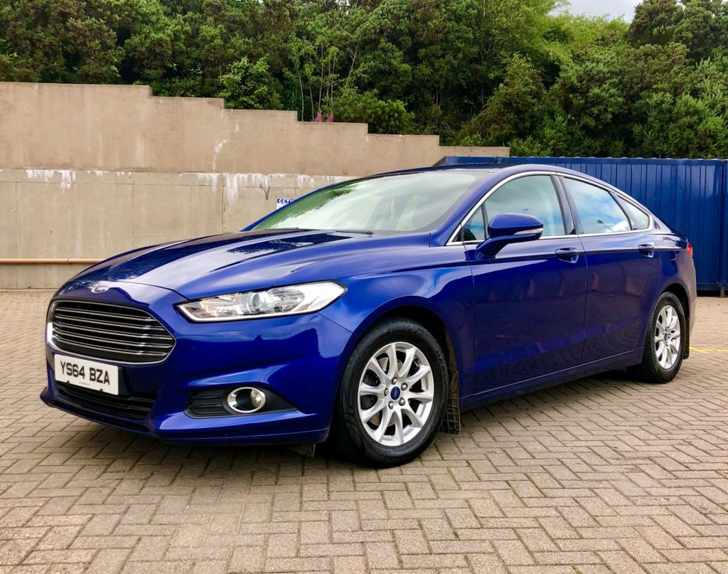 2015 Ford Mondeo 1.6 ZETEC ECONETIC TDCI Diesel Manual  – MC autosales Magherafelt full