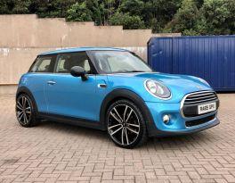 2015 MINI HATCH ONE 1.5 ONE D Diesel Manual  – MC autosales Magherafelt