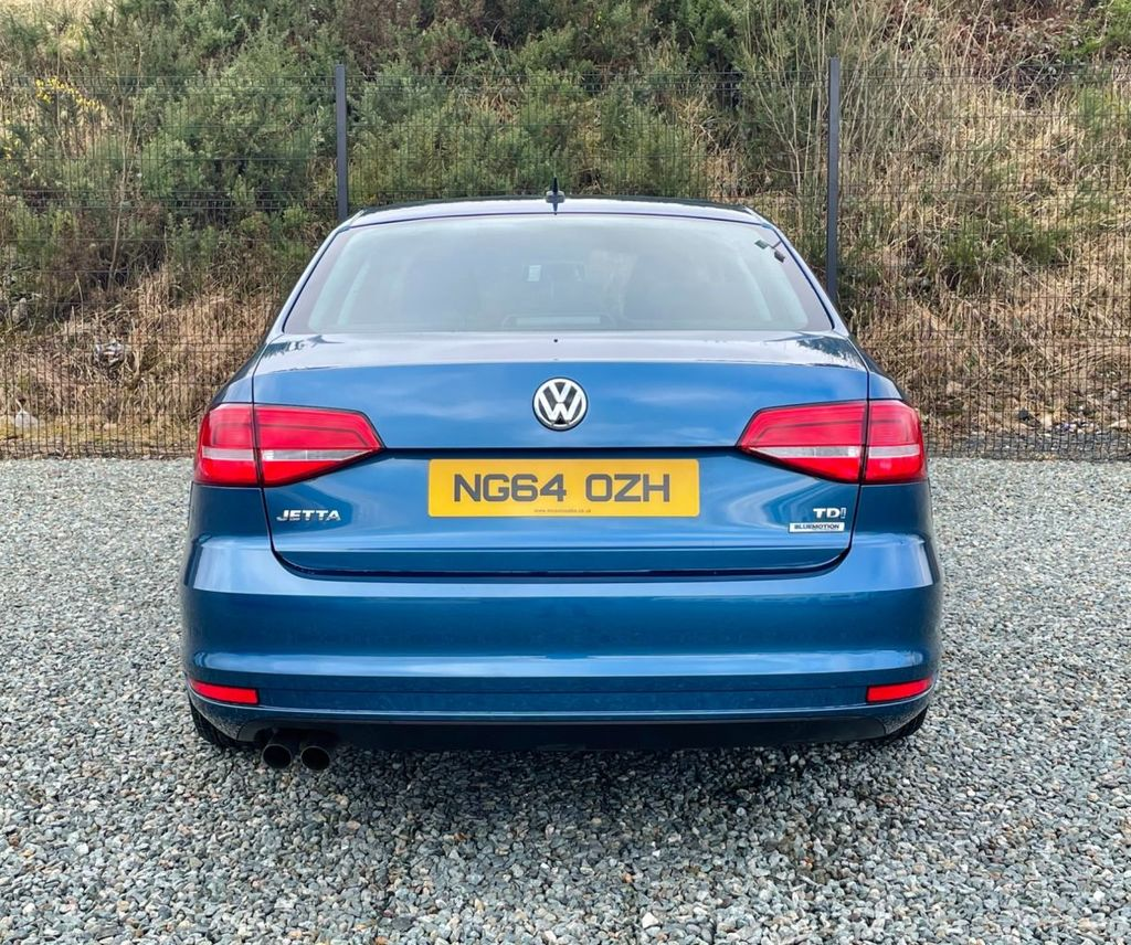 2015 Volkswagen Jetta 2.0 SE TDI BLUEMOTION TECHNOLOGY Diesel Manual  – MC autosales Magherafelt full