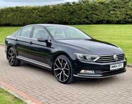 2015 Volkswagen Passat 2.0 GT TDI BLUEMOTION TECHNOLOGY DSG Diesel Semi Auto  – MC autosales Magherafelt