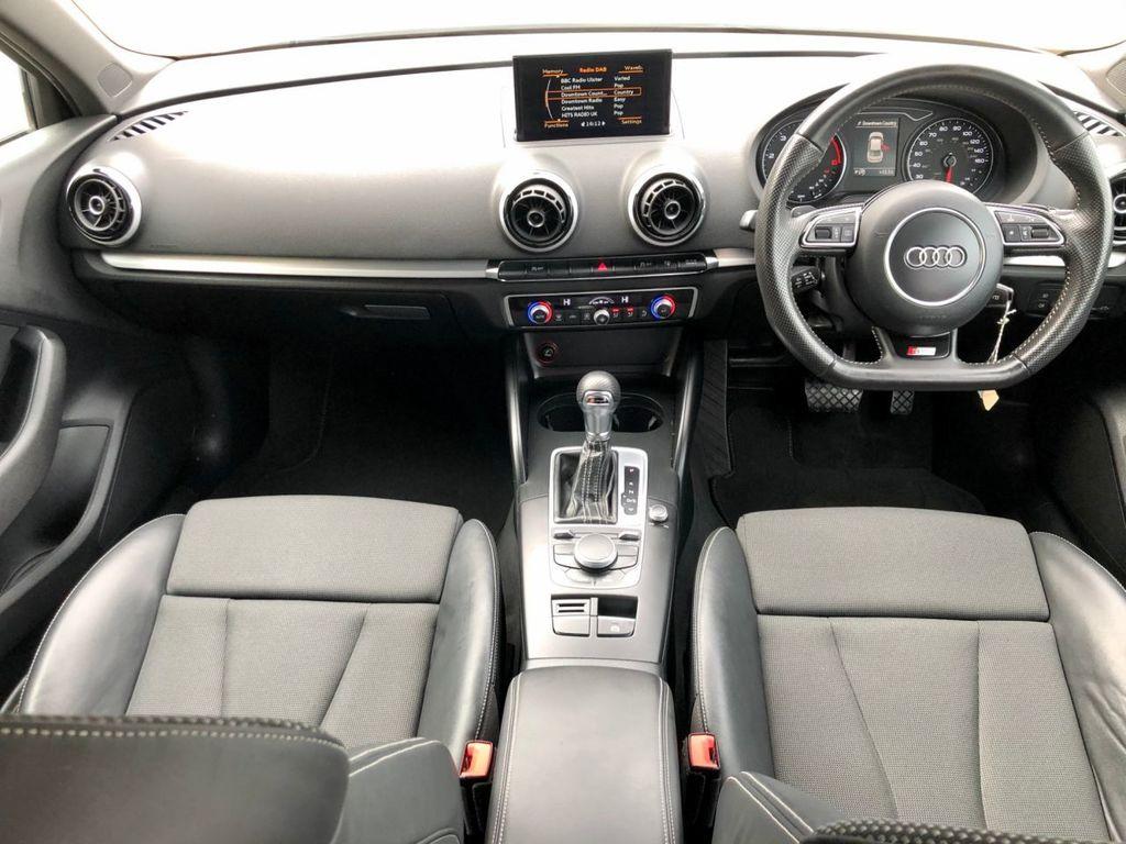 2016 Audi A3 1.6 TDI S LINE Diesel Semi Auto  – MC autosales Magherafelt full