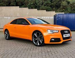2016 Audi A5 3.0 TDI QUATTRO BLACK EDITION PLUS Diesel Semi Auto  – MC autosales Magherafelt