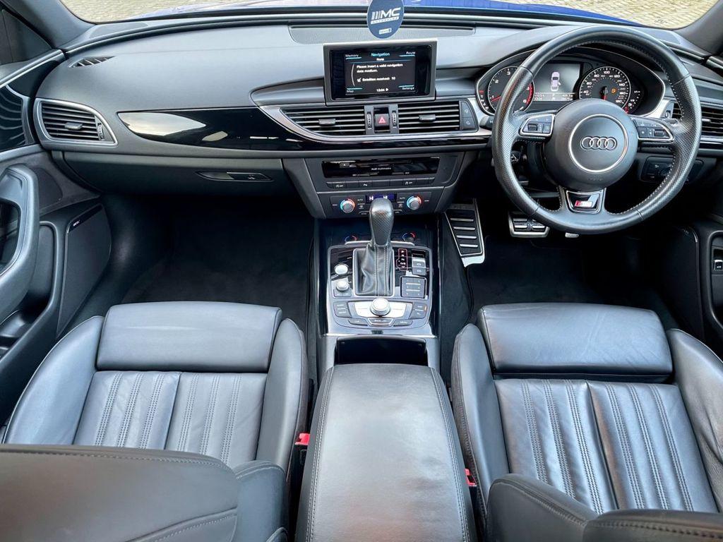 2016 Audi A6 2.0 TDI ULTRA BLACK EDITION Diesel Semi Auto  – MC autosales Magherafelt full