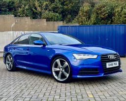 2016 Audi A6 2.0 TDI ULTRA BLACK EDITION Diesel Semi Auto  – MC autosales Magherafelt