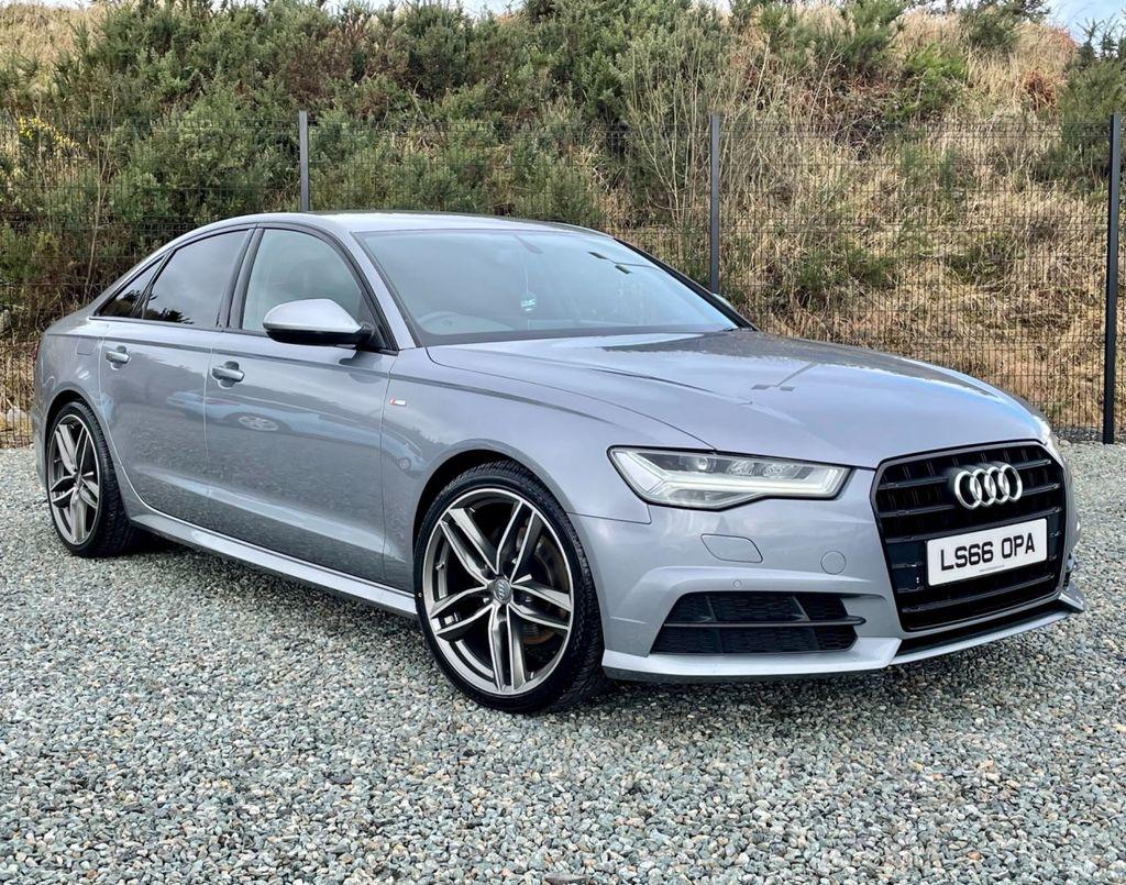 2016 Audi A6 2.0 TDI ULTRA S LINE Diesel Semi Auto  – MC autosales Magherafelt full