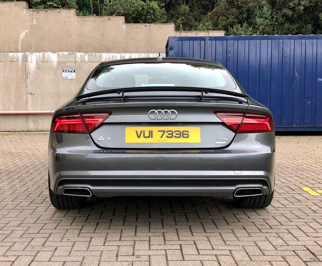 2016 Audi A7 3.0 SPORTBACK TDI ULTRA S LINE Diesel Semi Auto  – MC autosales Magherafelt full