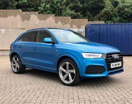 2016 Audi Q3 2.0 TDI QUATTRO S LINE PLUS Diesel Semi Auto  – MC autosales Magherafelt
