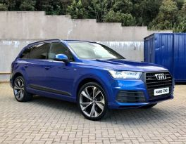 2016 Audi Q7 3.0 TDI QUATTRO S LINE Diesel Automatic  – MC autosales Magherafelt