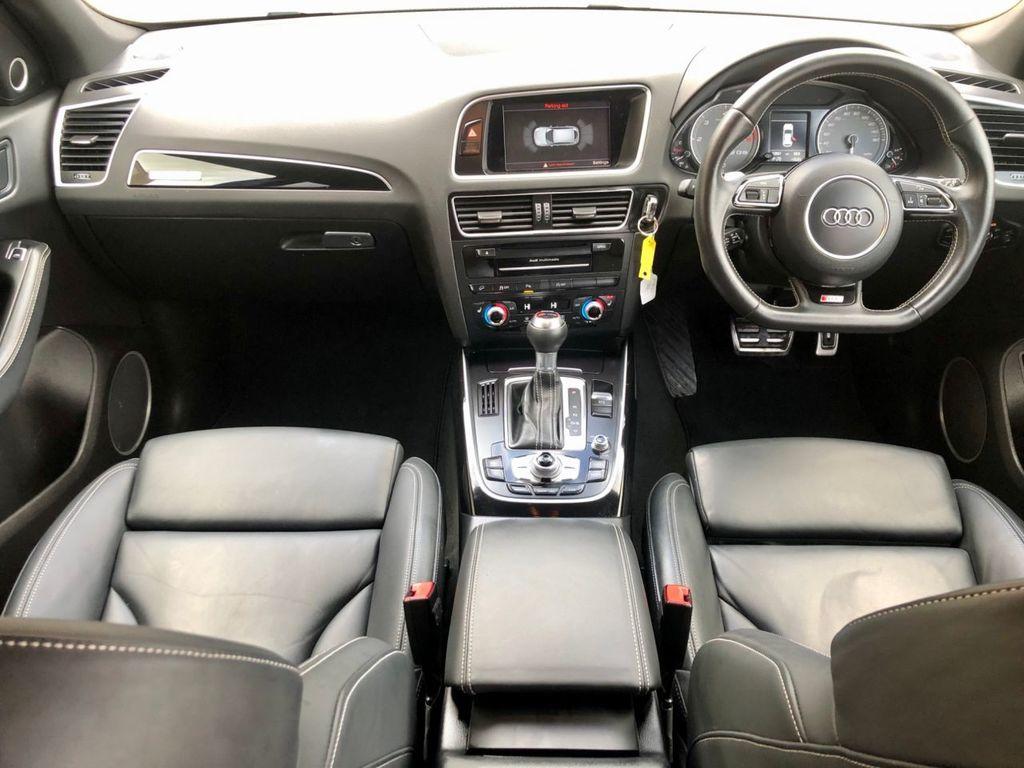 2016 Audi SQ5 Q5 3.0  TDI QUATTRO Diesel Automatic  – MC autosales Magherafelt full