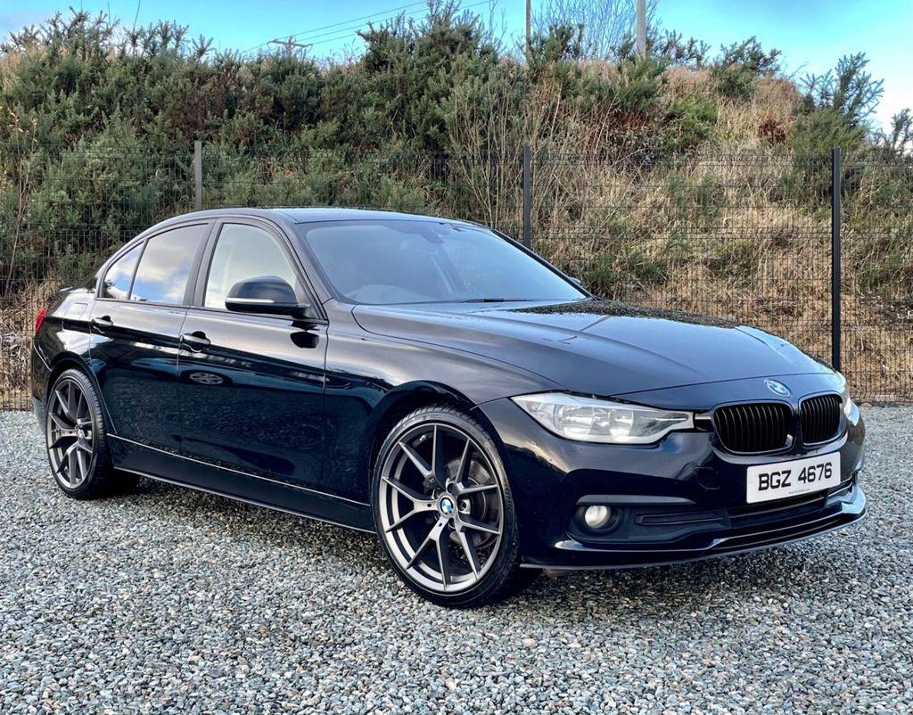 2016 BMW 3 Series 2.0 318D SE Diesel Manual  – MC autosales Magherafelt full