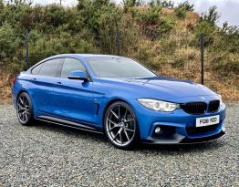 2016 BMW 4 Series 2.0 418D M SPORT GRAN COUPE Diesel Automatic  – MC autosales Magherafelt