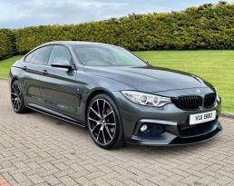 2016 BMW 4 Series 2.0 420D XDRIVE M SPORT GRAN COUPE Diesel Manual  – MC autosales Magherafelt