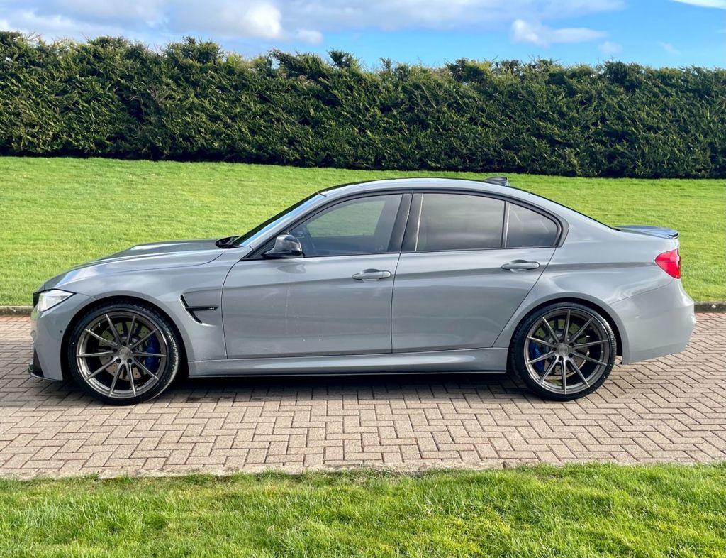 2016 BMW M3 3.0 Petrol Semi Auto  – MC autosales Magherafelt full