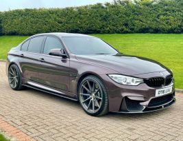 2016 BMW M3 3.0 Petrol Semi Auto  – MC autosales Magherafelt