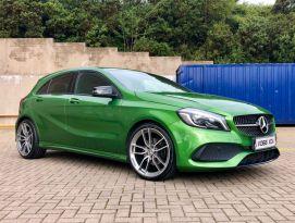2016 Mercedes-Benz A Class A-CLASS 1.5 A 180 D AMG LINE PREMIUM Diesel Semi Auto  – MC autosales Magherafelt