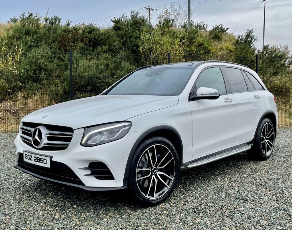 2016 Mercedes-Benz C Class GLC-CLASS 2.1 GLC 250 D 4MATIC AMG LINE PREMIUM Diesel Automatic  – MC autosales Magherafelt full