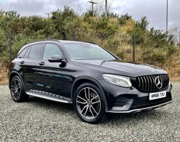 2016 Mercedes-Benz C Class GLC-CLASS 2.1 GLC 250 D 4MATIC AMG LINE PREMIUM Diesel Automatic  – MC autosales Magherafelt