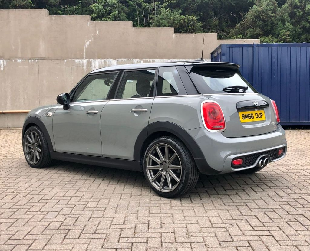 2016 MINI COOPER SD HATCH COOPER 2.0 Diesel Manual  – MC autosales Magherafelt full