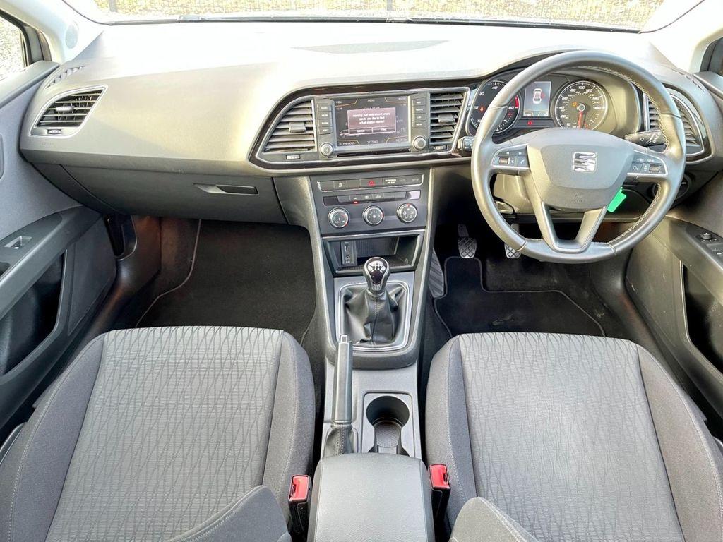 2016 SEAT Leon 1.6 TDI ECOMOTIVE SE TECHNOLOGY Diesel Manual  – MC autosales Magherafelt full
