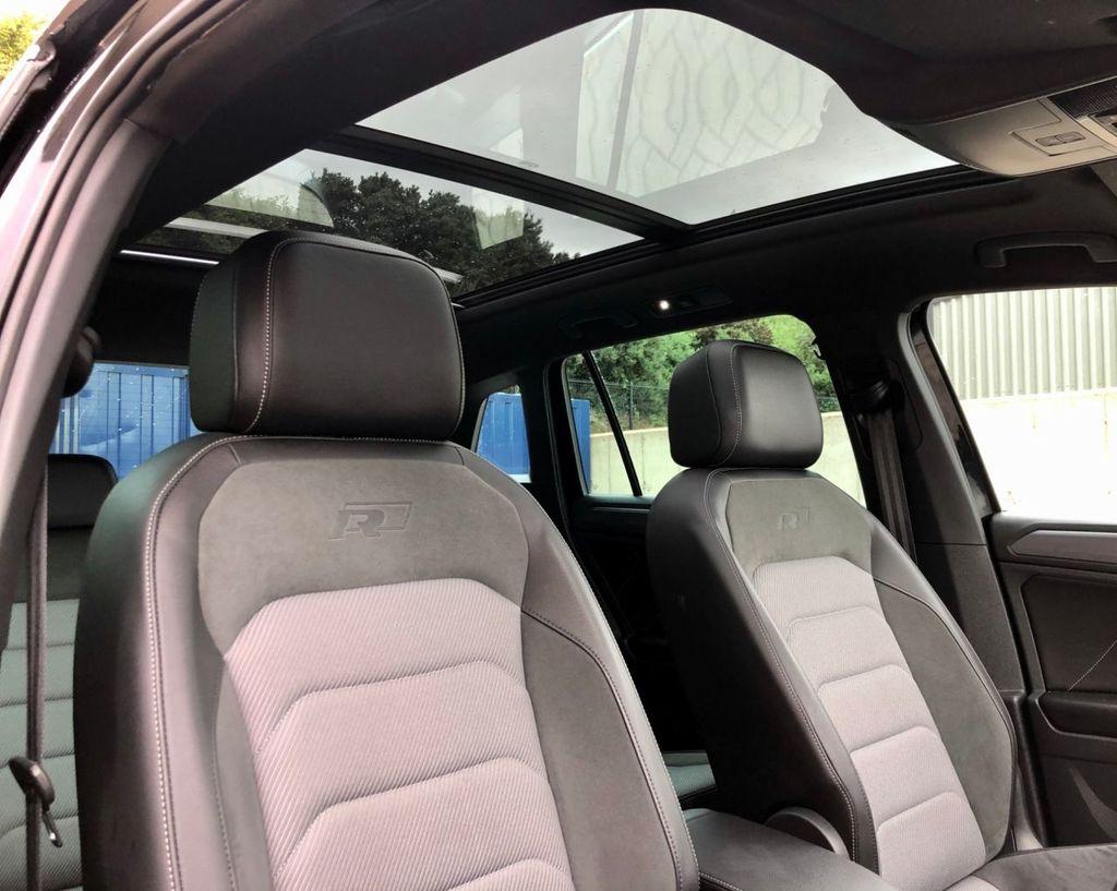 2016 Volkswagen Tiguan 2.0 R LINE TDI BMT Diesel Manual  – MC autosales Magherafelt full