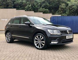 2016 Volkswagen Tiguan 2.0 SE NAV TDI BMT Diesel Manual  – MC autosales Magherafelt