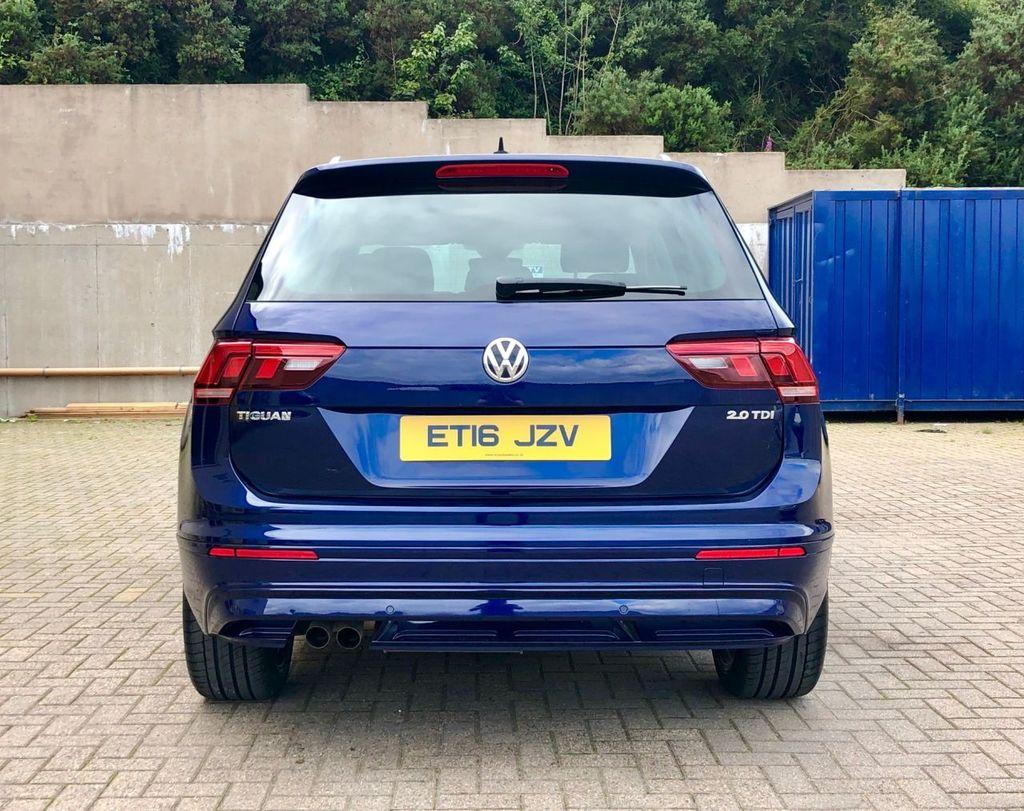 2016 Volkswagen Tiguan 2.0 SE NAV TDI BMT Diesel Manual  – MC autosales Magherafelt full