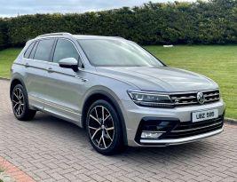 2016 Volkswagen Tiguan 2.0 R-LINE TDI BLUEMOTION TECHNOLOGY DSG Diesel Semi Auto  – MC autosales Magherafelt