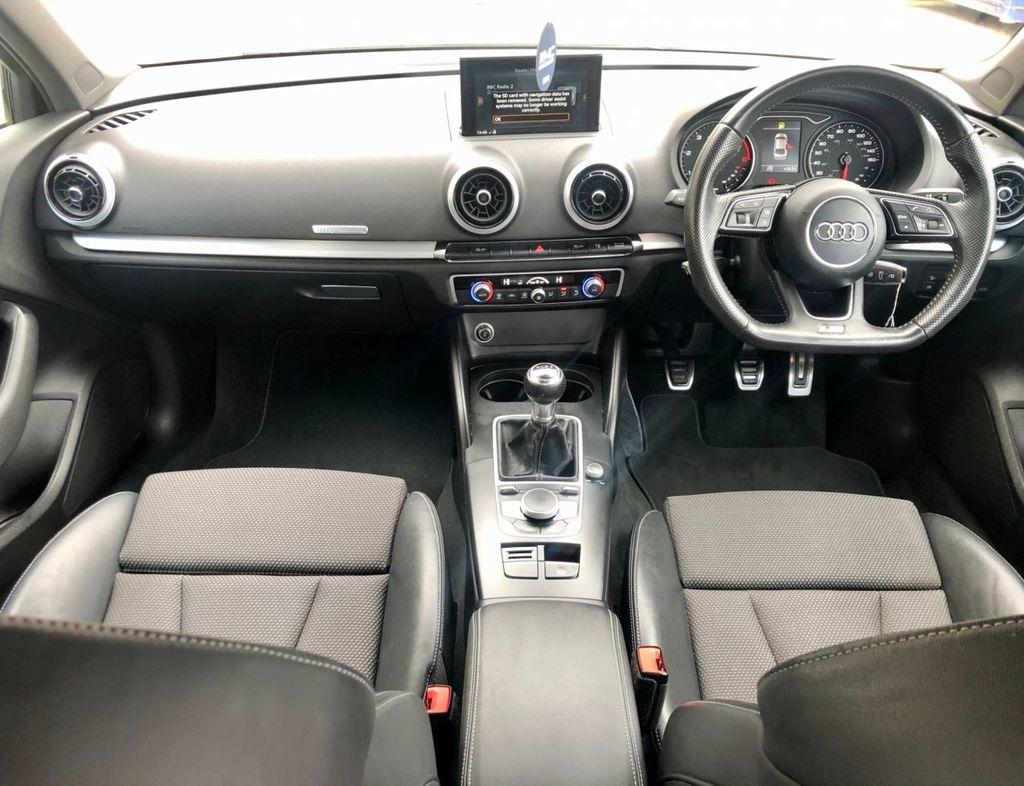 2017 Audi A3 1.6 TDI S LINE Diesel Manual  – MC autosales Magherafelt full