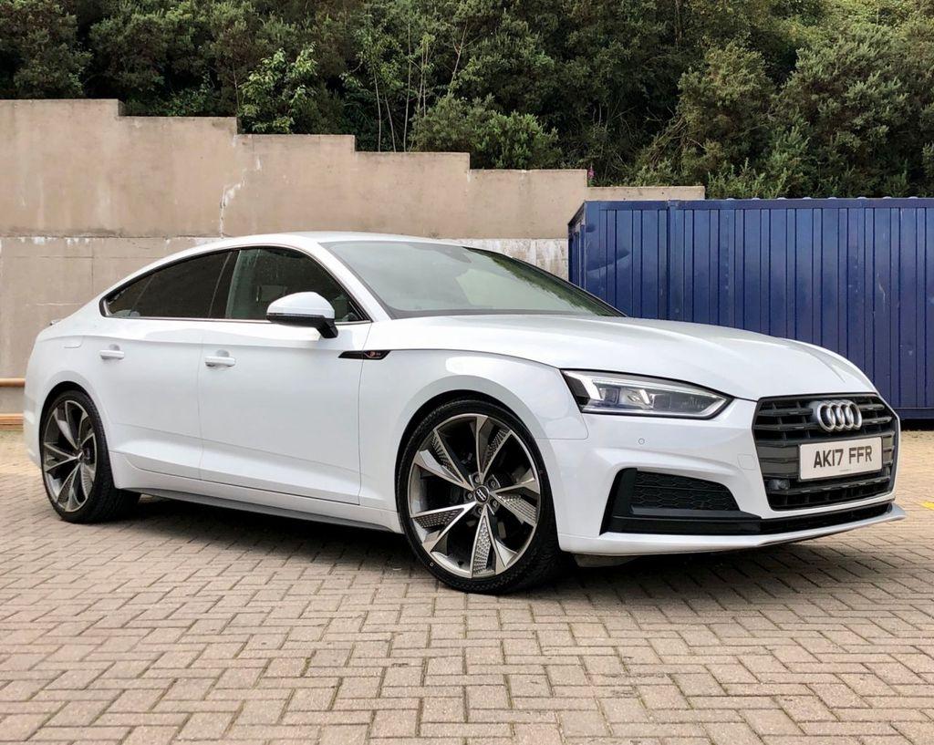 2017 Audi A5 2.0 SPORTBACK TDI S LINE Diesel Semi Auto  – MC autosales Magherafelt full