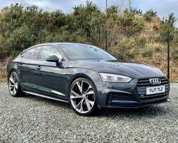 2017 Audi A5 2.0 SPORTBACK TDI S LINE Diesel Semi Auto  – MC autosales Magherafelt