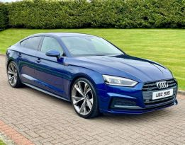2017 Audi A5 2.0 SPORTBACK TDI QUATTRO S LINE Diesel Semi Auto  – MC autosales Magherafelt
